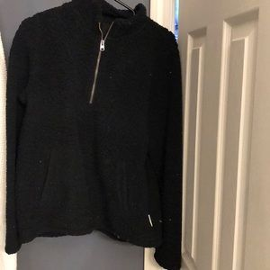 Abercrombie pullover- 'Sherpa' style